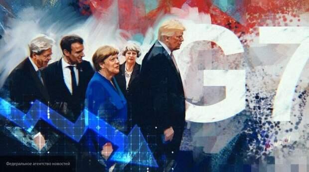 Страны G7 предупредили Украину о возможной потере поддержки Запада