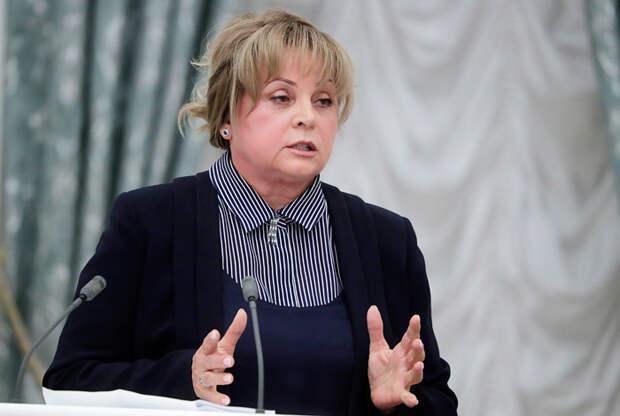 Глава ЦИК понадеялась, что избиратели отличат кандидатов от их двойников