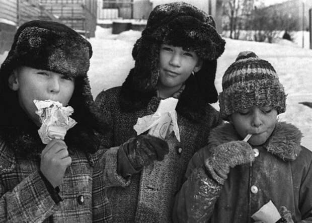 «Лучшая советская еда», придуманная в США.