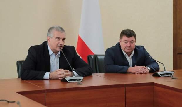 Аксенов уволил унижавшего крымских медиков Чемоданова