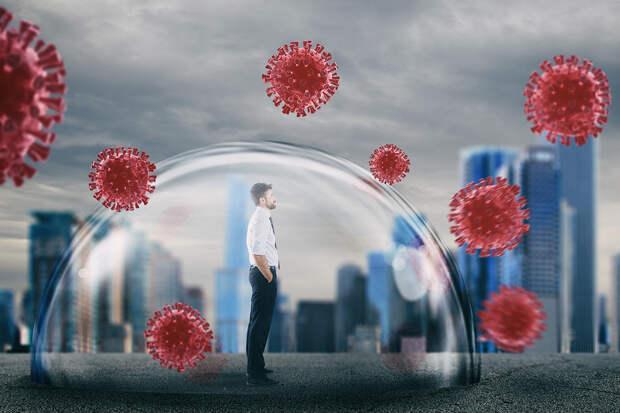 Врач назвал причины повторного заражения коронавирусом