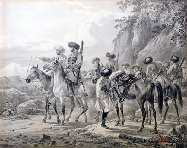 О аулах черкесов на Балканах