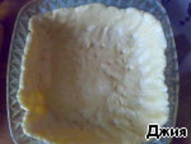 Лоранский пирог с курицей и грибами ингредиенты