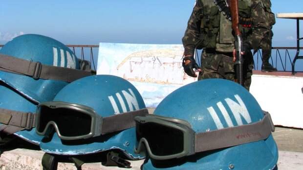 Причиной смертельного ДТП в ЦАР назвали наркотическую зависимость водителя броневика миссии ООН