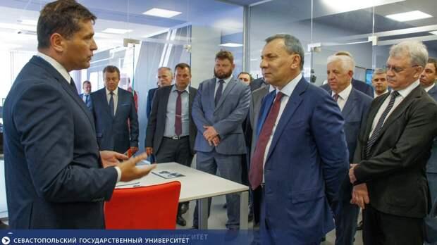 Борисов поддержал идею создания центра микроэлектроники в Севастополе