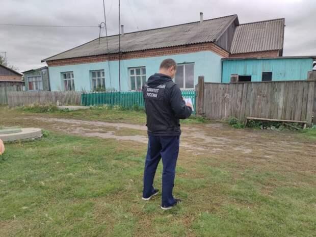 Женщину и ребенка убили под Новосибирском