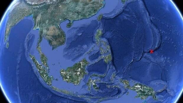 Российские ученые усомнились в глубине Марианской впадины