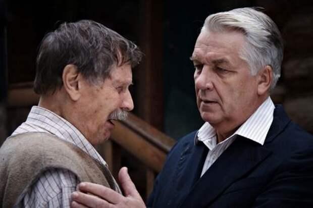 Актёр Шлыков о дружбе с Муратовой : «Хорошо, что это было в моей жизни»