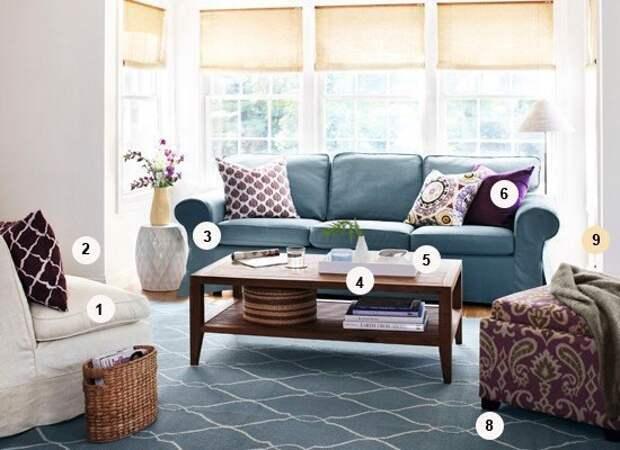 Как сделать дом уютнее без особых затрат?