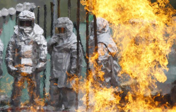 В Свердловской области ликвидируют крупную аварию на газопроводе