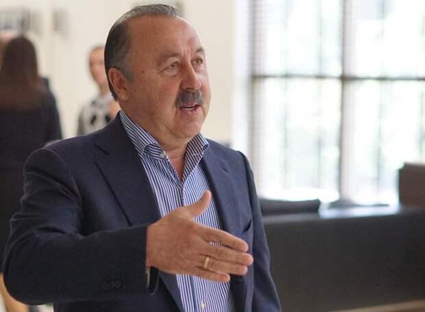 ГАЗЗАЕВ: Что это за «хочу – не хочу» у Влашича, создается впечатление, что он делает одолжение, выходя на игру