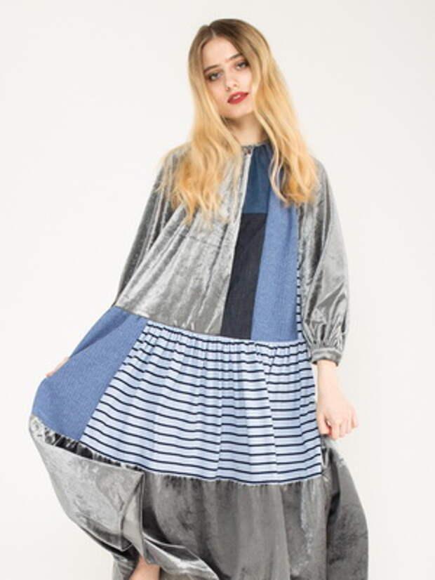 Женская одежда в стиле пэчворк своими руками и от дизайнеров