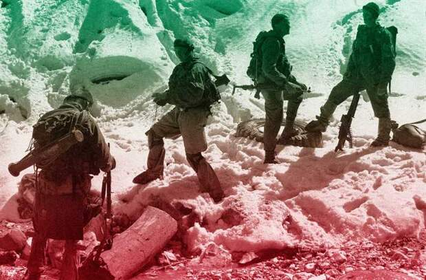 Атака на Аргун и Шали. Неизвестная битва второй чеченской войны