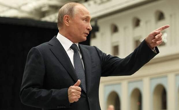 Путин жестко обозначил главное отличие России от США