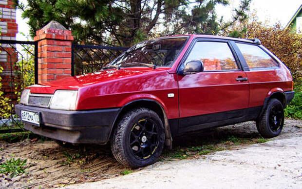 Мой первый автомобиль: ВАЗ-2108