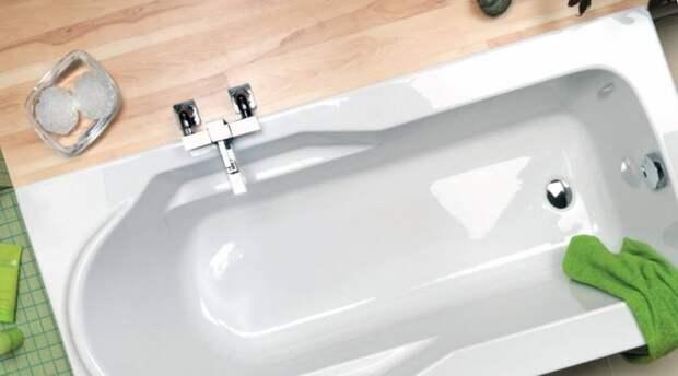 Акриловая ванна развалится, если не следовать этим правилам