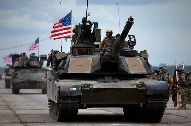 Мракобесие США:  Корабли США в Черном море и военная база около Калининграда
