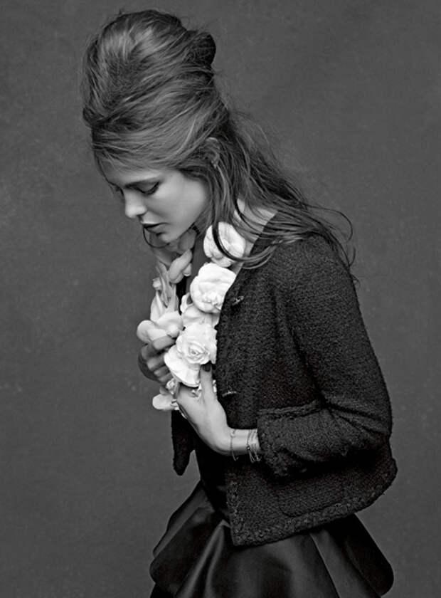 Вкус Монако: Шарлотта Казираги в рекламной кампании Chanel