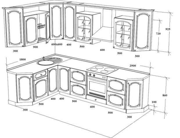 МАСТЕРИЛКА. Как спроектировать и собрать кухню
