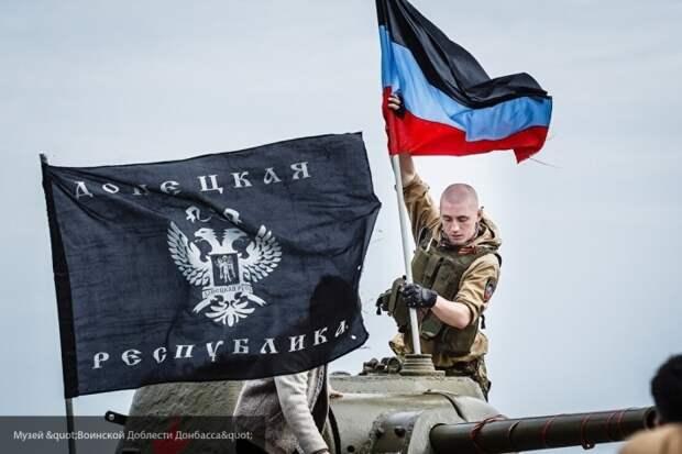 Погребинский заявил о необратимом выходе Донбасса из состава Украины