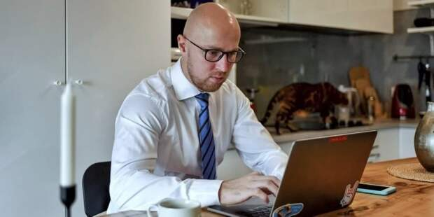 Заявление на онлайн-голосование 17-19 сентября уже подали 300 тыс москвичей Фото: Ю. Иванко mos.ru