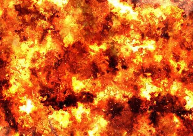 Взрыв. Фото: pixabay.com