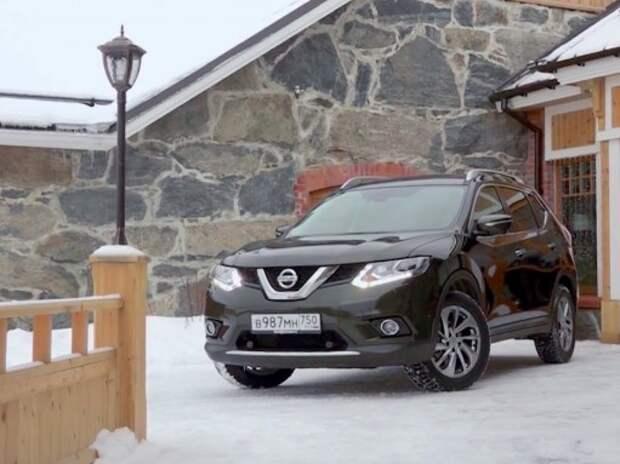 Новый Nissan X-Trail: больше, чем Qashqai (ВИДЕО)