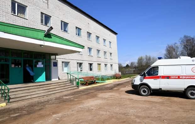 В Пеновской ЦРБ продолжатся ремонтные работы