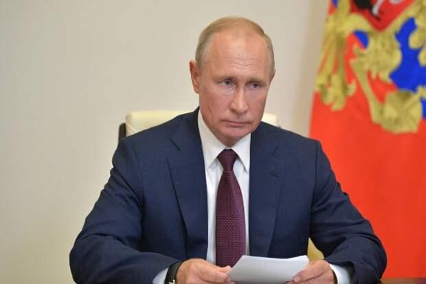 Путин рассказал о «мине замедленного действия» в советской Конституции
