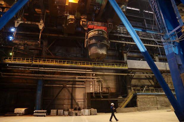 Чёрная металлургия России (обзор)