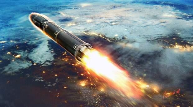 """Китайские эксперты: США не смогут противостоять российским ракетам """"Сармат"""""""