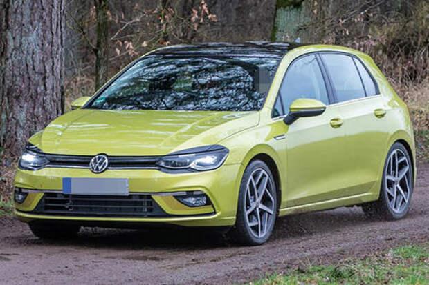 Volkswagen отложил запуск нового Golf — все дело в электронике