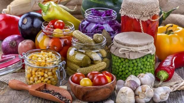 Запасаем витамины. Вот какие заготовки самые полезные!