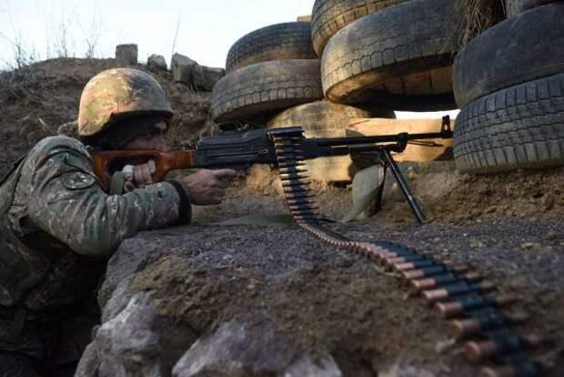 Последние новости о событиях в зоне нагорнокарабахского конфликта