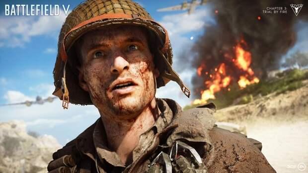 Battlefield 5 на ПК доступна бесплатно