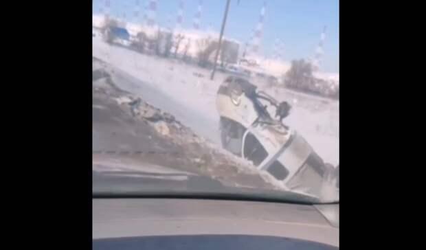 В соседней с Оренбуржьем Самарской областью произошло страшное ДТП