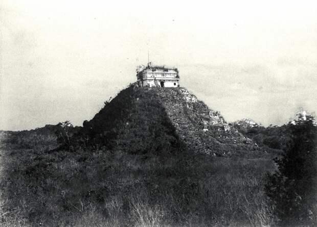 Что не показывают туристам на руинах городов майя