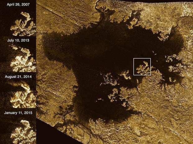 Волшебный остров, Титан загадка, загадочные места, интересно, интересные места, мир, остров, природа