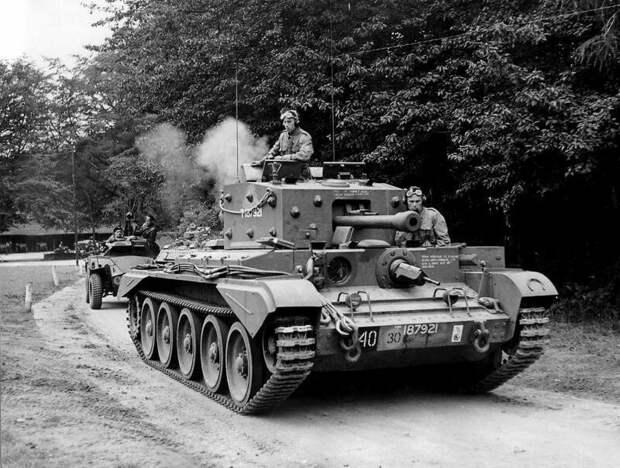 Другой ленд-лиз (продолжение). Неизвестный кавалерист Кромвель ленд-лиз, страницы истории, танк Cruiser Mk. VII Cromwell