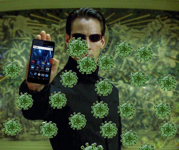 Могут ли телефонные приложения замедлить распространение COVID-19? Проблемы и перспективы технологии