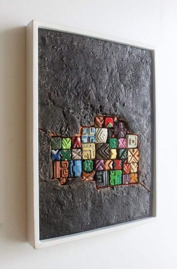Ископаемая мозаика