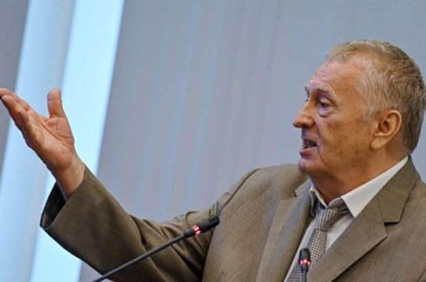 Жириновский предложил Меркель работу в России после отставки
