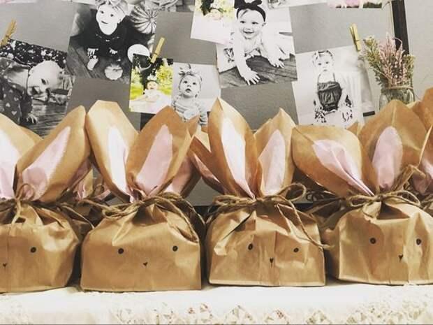 Упаковка подарков для детей