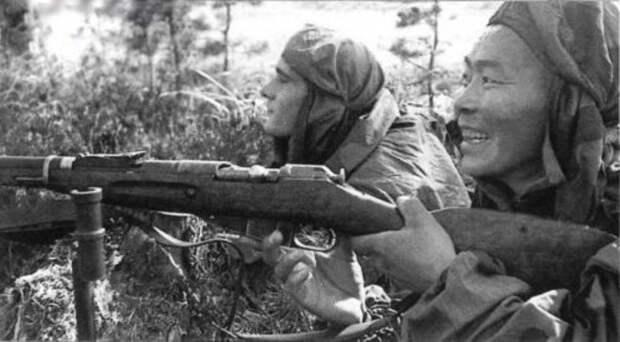 Снайпер Семен Номоконов: почему немцы так боялись «сибирского шамана»