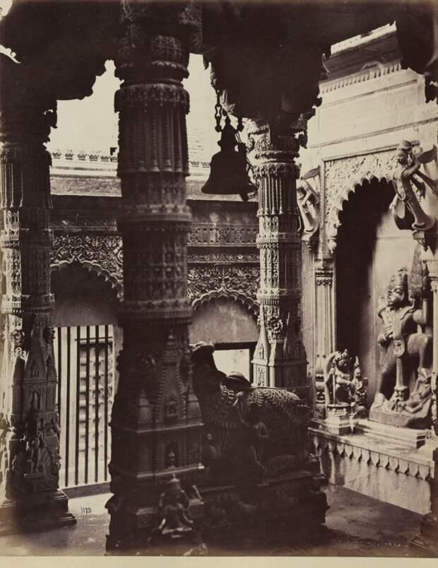Albom fotografii indiiskoi arhitektury vzgliadov liudei 64
