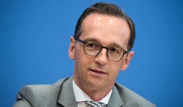 Глава МИД ФРГ считает санкции США против «Северного потока— 2» неверным путем