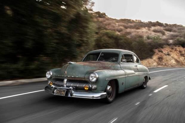 О стоимости Mercury EV Derelict ничего не сообщается. Известно, что построен рестомод по индивидуальному заказу одного из клиентов Icon. mercury, tesla, авто, олдтаймер, ретро авто, свап, тюнинг, электромобиль