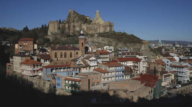 СМИ рассказали о реакции жителей Тбилиси на ситуацию с рейсами из России