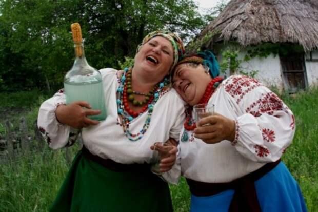 Украинки - самые пьющие женщины в мире