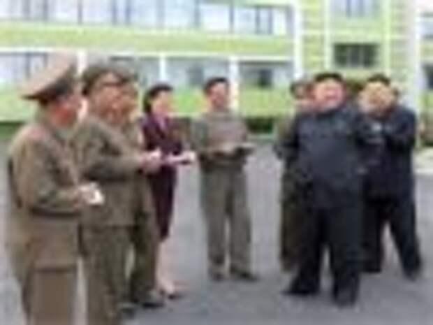 Ким Чен Ын выразил восхищение Путиным
